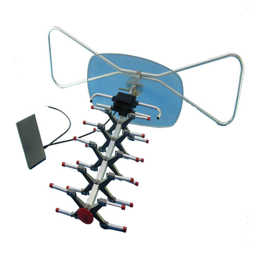 Как усилить сигнал телевизора на даче своими руками