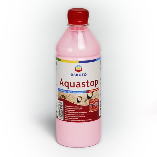 Грунтівка Aquastop Professional концентрат, 0,5л
