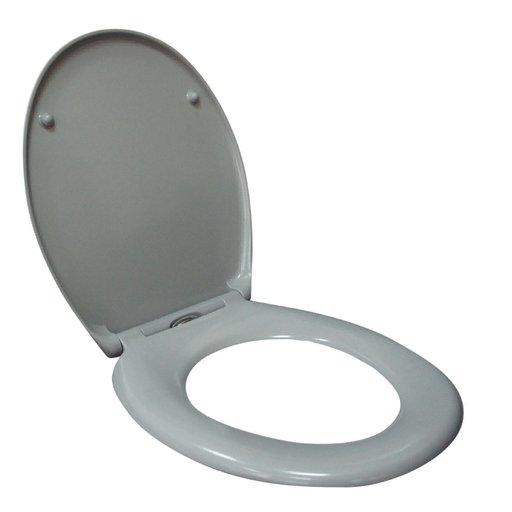 сиденье для унитаза Sensea Easy тёмно серое